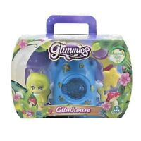Glimmies Small Blue Glimhouse and Yellow Glimmie - (BNIB)