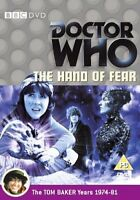 Doctor Who The Hand Of Fear DVD Tom Baker AÑOS 1974-81 NUEVO / Sellado
