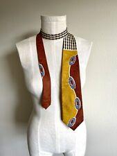 Vintage 1990s Format silk tie