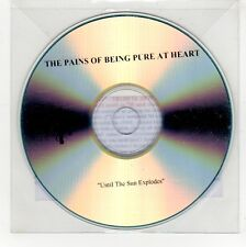 (GG242) The Pains Of Being Pure At Heart, Until The Sun Explodes - DJ CD