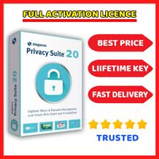 Steganos Privacy Suite 20 🔑 Genuine Lifetime Lisence ⭐ Fast Dilevery