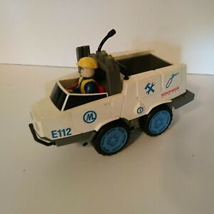 Rokenbok System E112 Repair truck RC Vehicle untested sold as is.