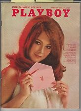 PLAYBOY, FEBRUARY 1968 - MISS NUDE UNIVERSE