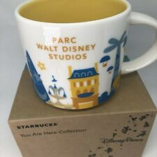 Mug Starbucks Walt Disney Studio Paris