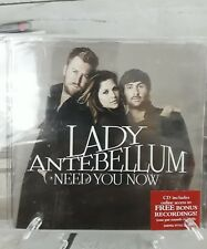 Lady Antebellum (Need You Now) Cd 2010 New Sealed