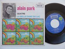 ALAIN PARK Quatre La belle dame du lac 79617  Discotheque  RTL