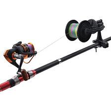 Enrollador de cola de línea de pesca Sistema de bobinado de la máquina para Spinning Reel De Pesca