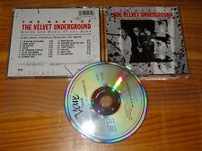 THE VELVET UNDERGROUND - THE BEST OF / GERMANY ALBUM-CD 1989 (MINT-)