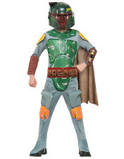 """Star Wars Kids Boba Fett Costume, Style 2, Large, Age 8 - 10, HEIGHT 4' 8"""" - 5'"""