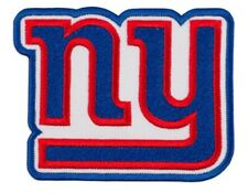 New York Giants Embroidery Patch Iron-On 2.71x3.40