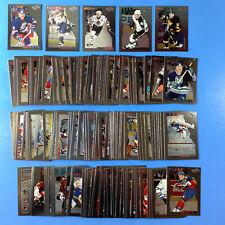 1995-96 Score Hockey Black Ice Stars Semi Stars Commons U-PICK Player NHL