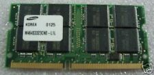 RAM for Fujitsu Stylistic 3500 LT C500 P600   256MB Memory
