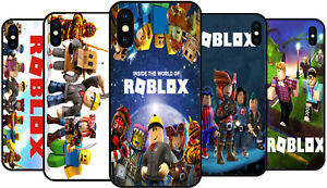 Roblox Phone Case Cover For iphone 6 6S 7 8 Plus X XR XS MAX 11 Pro
