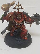 Warhammer 40k Blood Angels Terminator Captain