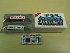 Brand New Coolrunner Rev C for Jasper Trinity Corona + Phat & Slim Cable US