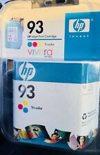 HP Genuine OEM 93 Tri-Color Ink Cartridge 02-2011 C9361WN - NEW