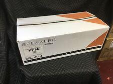 """Elan Elios E73C  7"""" Pair 2 In Ceiling Speakers 60 watts 7"""" woofer 1""""tweeter New"""