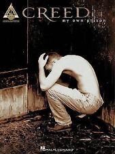 CREED MY OWN PRISON GUITAR MUSIC TABLATURE BOOK - TAB - C 4838