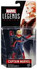 MARVEL LEGENDS SERIES FIGURE CAPTAIN MARVEL 3.75""