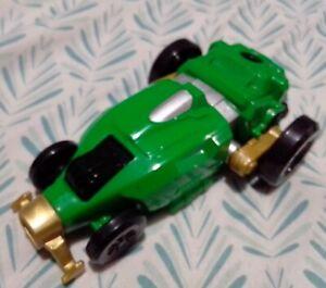 Bandai Power Rangers Super Megaforce Green Car Zord Arm Megazord Legendary