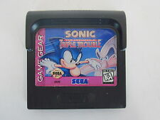 Sonic the Hedgehog Triple Trouble Sega Game Gear Gamegear video cartridge only