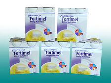 Fortimel Energy Multi Fibre 32 Fl. Vanille Trinknahrung Biosorb Pfrimmer 8x4x200