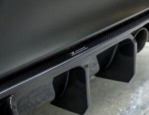Vorsteiner Decal Sticker for Carbon Fiber Diffuser Spoiler BMW BENZ AUDI GTS