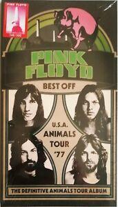 PINK FLOYD - Best of USA Animals Tour 1977 - 4CD Long box