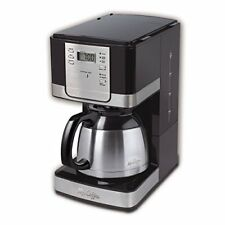 Mr. Coffee Advanced Brew 8-Cup Programmable Coffee Maker with Thermal Carafe,