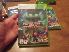 Minecraft: Story Mode -- Season Two: Season Pass Disc  Xbox 360 2017 NEW SEALED