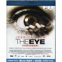 The Eye (Visiones) (Bluray Combo Pack Nuevo)