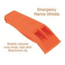 Highlander Emergency Marine Whistle - Even works when wet!