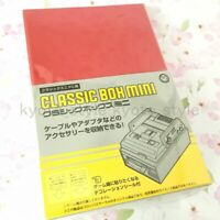 Columbus Circle Nintendo Disk System Case Mini Famicom Classic Box 21520 JAPAN