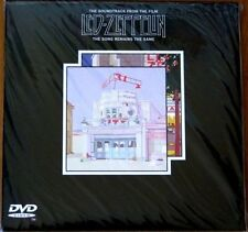 LED ZEPPELIN The Song Remains The Same 2CD + DVD