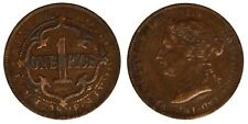 East Africa Protectorate 1 Pice 1898 #6260