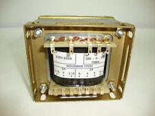 TRANSFORMADOR DE RADIO ANTIGUA 350-0-350V 70VA PARA 6 VALVULAS. R4-17033 ...4