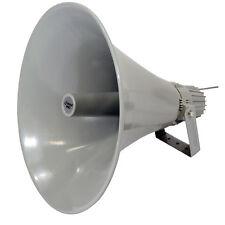 """NEW Pyle PHSP20 19.5"""" Indoor-Outdoor 100 Watt PA Horn Speaker w/70V Transformer"""
