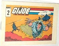 GI JOE STARDUSTER COMIC BOOK #3 Action Stars Mini Cereal Promo SEALED 1985