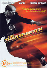 THE TRANSPORTER - BRAND NEW & SEALED DVD (JASON STATHAM) REGION 4