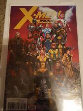 X-Men Prime #1 2nd Print Variant