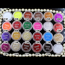 4pc Amazing Shining Glitter Pigment Powder Set for Eyeshadow Glitter SexyMakeup