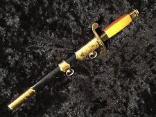 Genuine Soviet Russian Navy officer's parade dagger ZIK 1958 USSR Original
