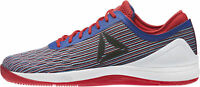 Reebok Crossfit Nano 8.0 Flexweave Mens Gym Training Shoes Red