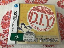 WARIOWARE DO IT YOURSELF PAL NINTENDO DS PAL LIKE NEW