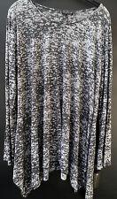 Damenbluse Shirt Tunika von SARAH SANTOS leichte Sommerbluse  Lagenlook