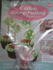 DeAgostini Decorazione Torte MAGAZINE Issue 106 Cupcake CAROTATORE riempire i propri Torte