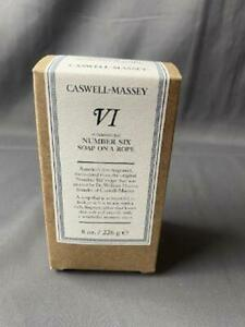 Caswell-Massey Number Six Soap on a Rope 8 oz  jl