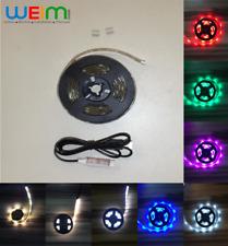 1-5M LED Stripe RGB Grün Blau Warmweiß Weiß Wasserdicht Band Licht Leuchtkette