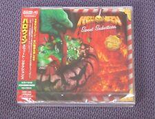 """HELLOWEEN """"SWEET SEDUCTIONS -  BEST OF"""" JAPAN 3CD +DVD *SEALED*"""