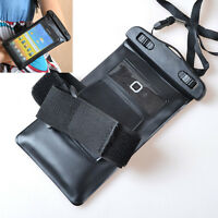 Waterproof & Armband Dry Bag Skin Case Cover for Samsung Galaxy Phones 2015 new